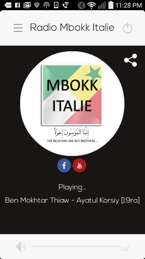 Radio Mbokk Italie